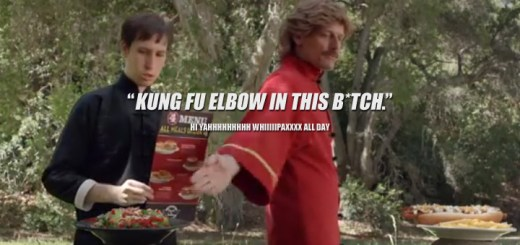 Kung Fu Elbow