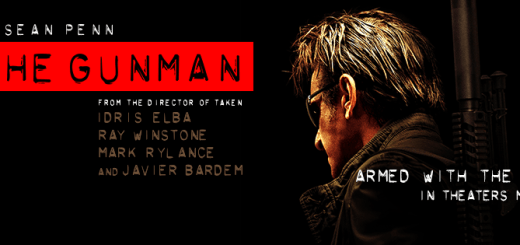 The Gunman Official Trailer