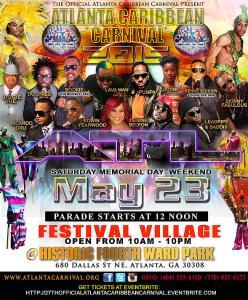Atlanta Carnival 2015