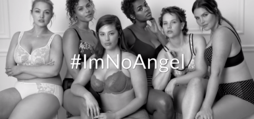 Lane Bryant Cacique I'm No Angel' Campaign