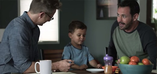 Galaxy's Best Dads, Campbell's Soup Ad