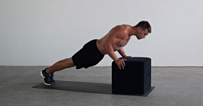 Incline VS Decline Push Ups: What's The Difference