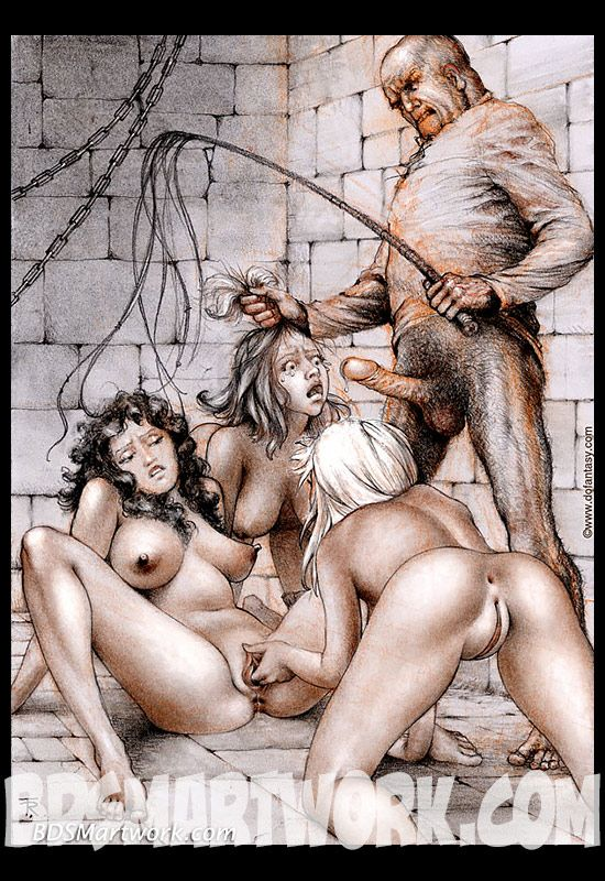 Can tim richards bdsm art opinion you