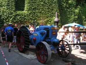 BULLDOG LANZ: mijn favoriete tractor (oldtimer)