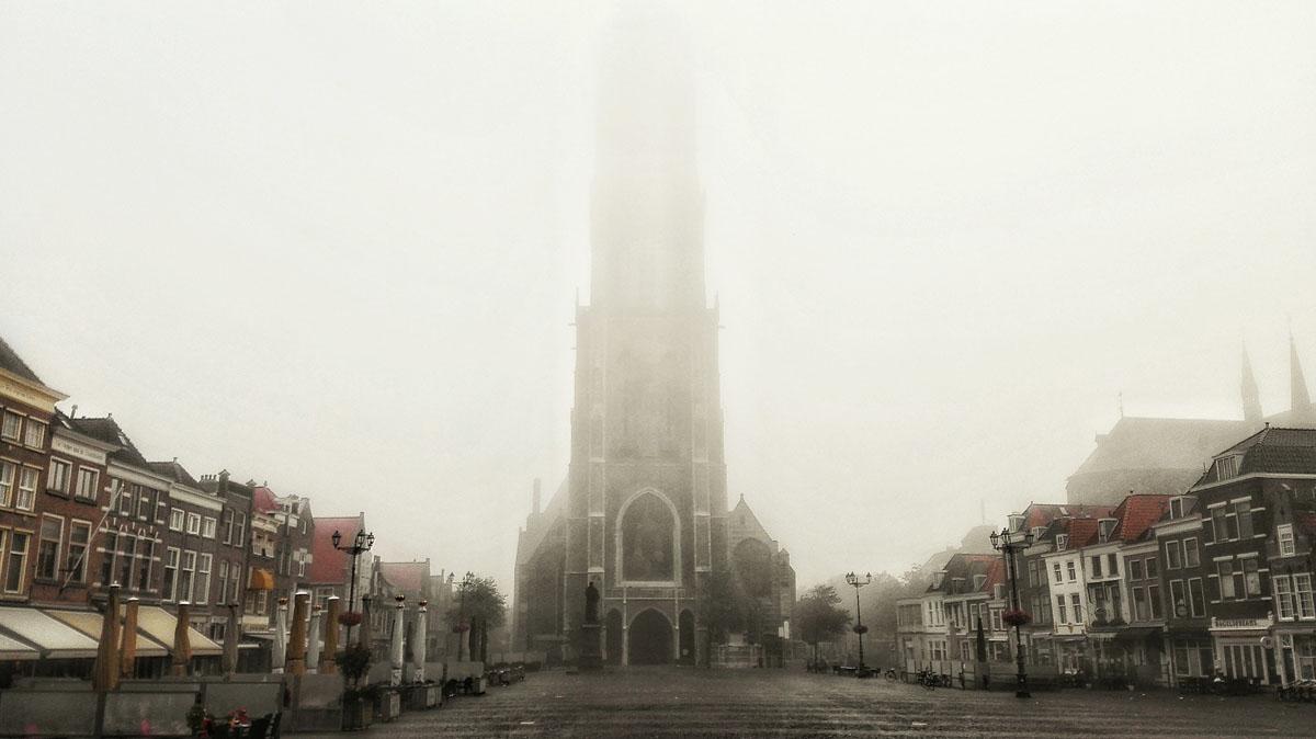 Delft Mist 07