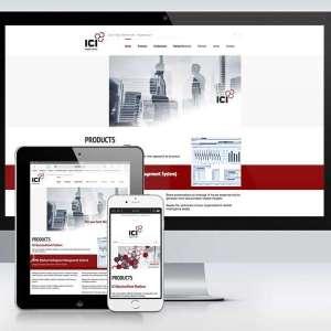Integrated Cloud Intelligence Website