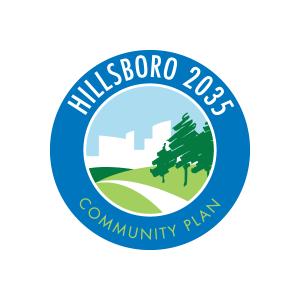 Hillsboro 2035 Logo