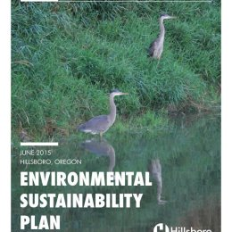 Hillsboro Environmental Sustainability Plan