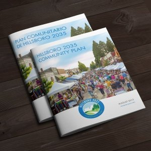 Hillsboro 2035 Community Plan