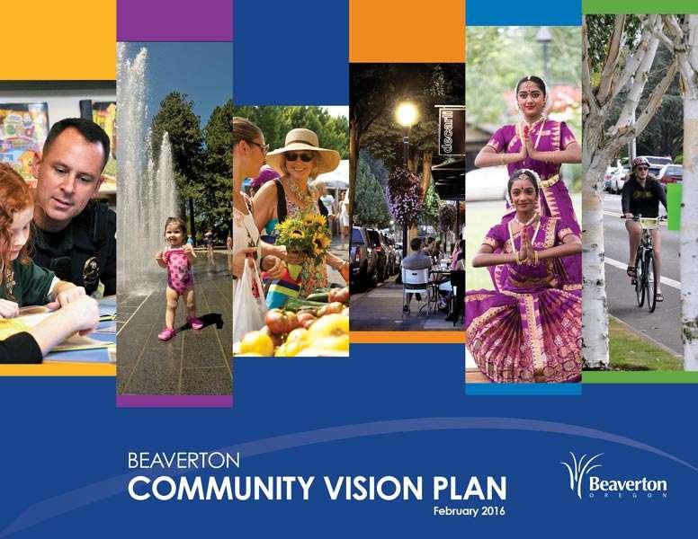 Beaverton Community Vision Plan
