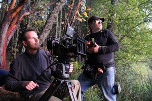 Shooting REDWOOD HIGHWAY
