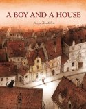 A Boy and a House Cover