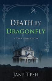 Death by Dragonfly Cover