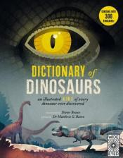 Dictionary of Dinosaurs Cover