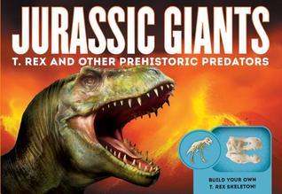 Jurassic Giants Cover