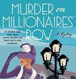Murder on Millionaire's Row Cover