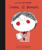 Simone de Beauvoir Cover