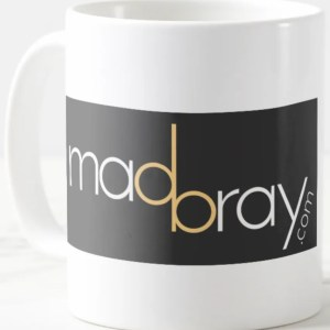 madbray.com coffee mug
