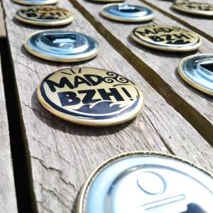 Magnets décapsuleurs
