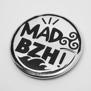 magnet décapsuleur MAD BZH de face