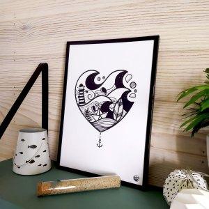 mad-bzh-fete-des-meres-idee-cadeau-cadre-illustration-bretonne-bzh