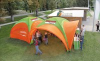 MAD Canopies | 5x5M