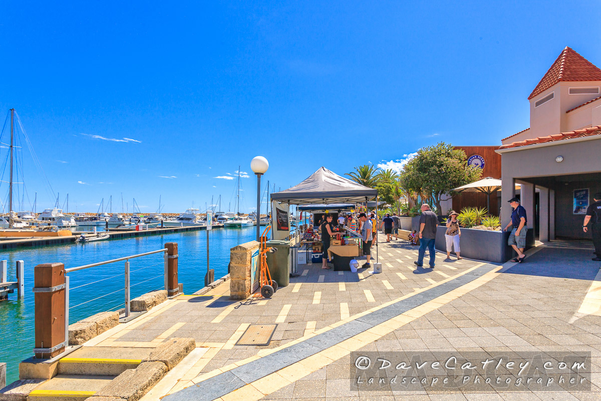 A Toast to the Coast at Mindarie Marina