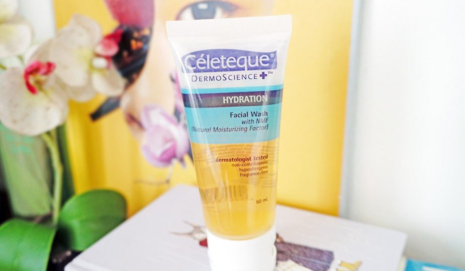 A review of the Celeteque Facial Wash