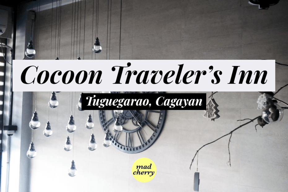 Read up on our stay at Cocoon Travelers' Inn.