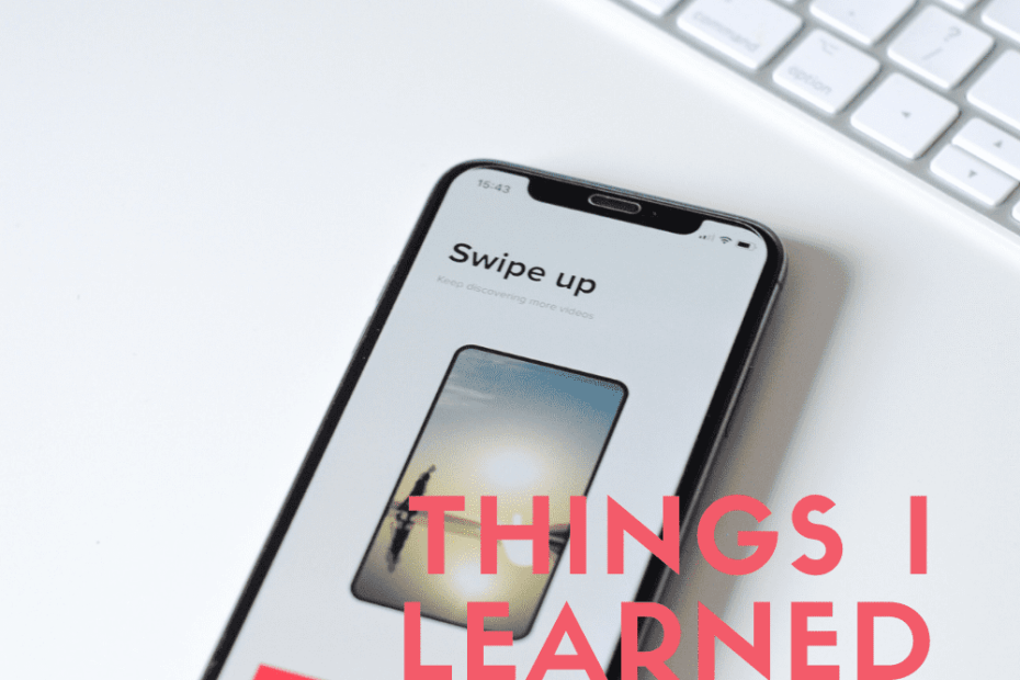 Things I Learned from Tiktok