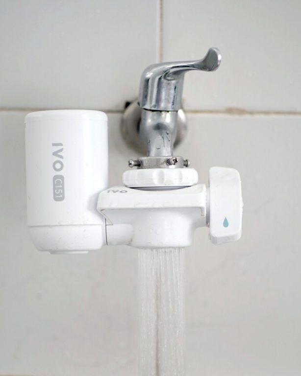 We've been using the iVo water purifier for almost a year now. Here's our review.