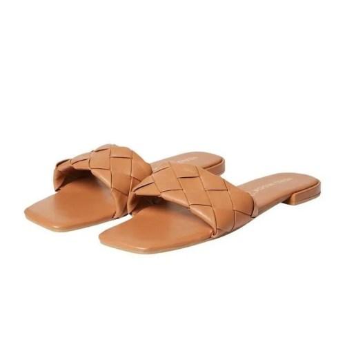 Vero Moda May Leather Sandals