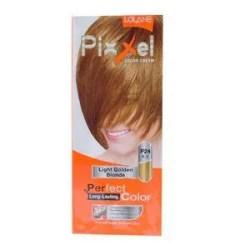 hair color for morena skin Pixxel P24 Light Golden Blonde