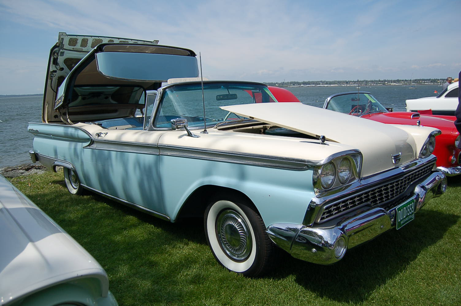 hight resolution of 65 ford galaxie fuse box
