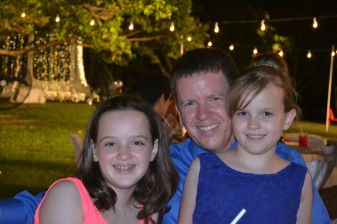 Maddie, Peter, Erin