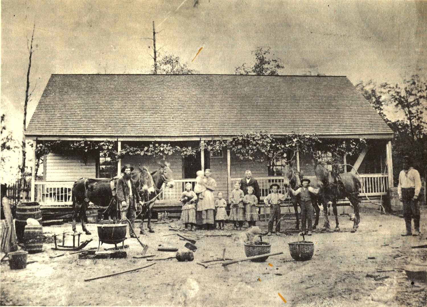 Zajicek farm photo