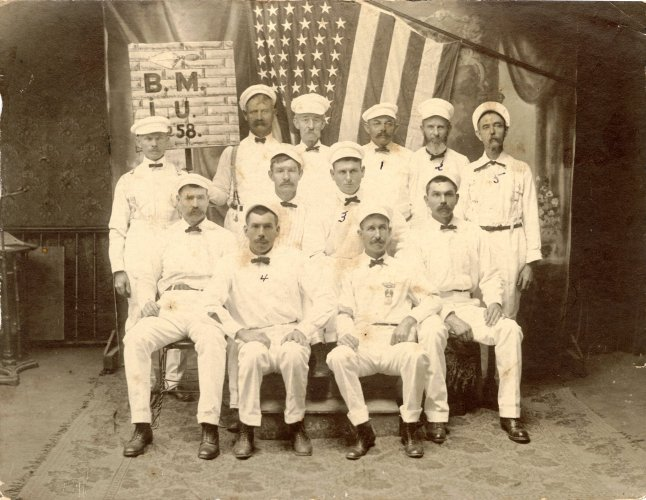 Bricklayers and Masons Local Union No. 58, circa 1890-1900