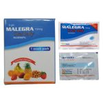 Malegra Oral Jelly Flavoured 100mg - 7-free-sachets