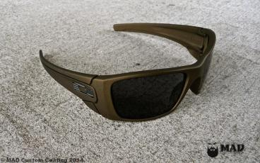 Oakley Fuel Cells in Burnt Bronze