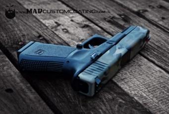 MADLand Camo on a Glock 19