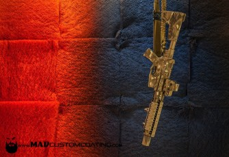 MADLand Camo in Magpul FDE, Patriot Brown & Desert Sand