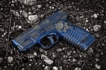 War Torn Punisher XDs .45