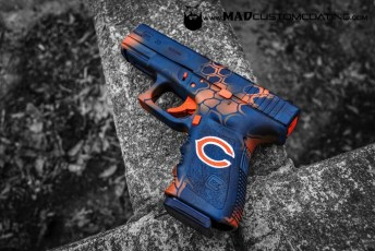 MAD Dragon Bears Theme Glock 19