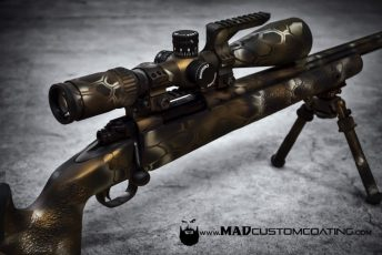 MAD Dragon Camo in MAD Black, Burnt Bronze & Shimmer Gold