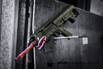 Warhawk Theme on a Kel Tec RFB
