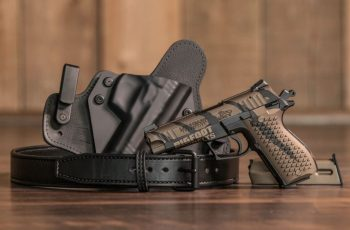 Lionheart LH9 in Bigfoot Gun Belts Theme