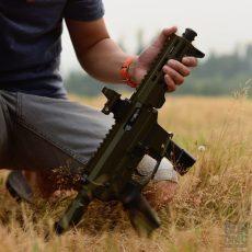 Cerakote OD Green 9mm AR