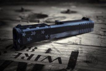 War Torn 'Merica in MAD Black & Steel Grey