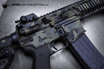 MADLand Camo Colt AR15