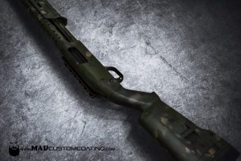 MADLand Camo Mossberg Shotgun